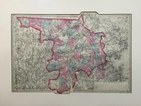 Antique Map Exhibit and Sale