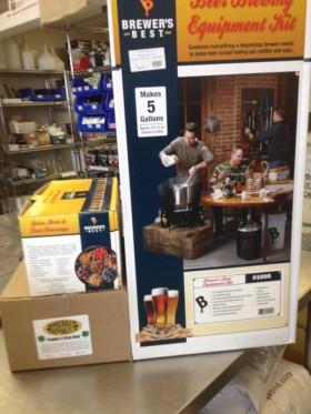 $40 off a Beer Ingredient Kit!