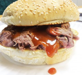 $5.99 North Shore Hot Roast Beef