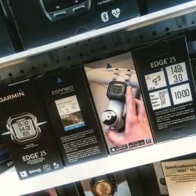 Garmin EDGE 25 now available