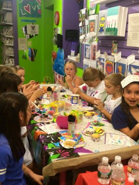 Book Your Next Birthday Party Today!