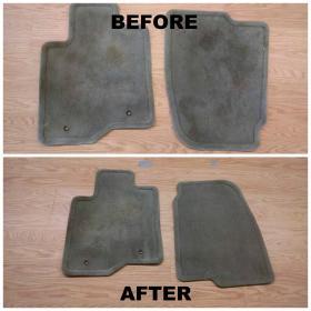 Car Mat Carpet Cleaning