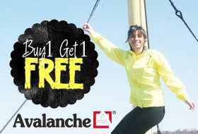 Avalanche Company Store BOGO Free