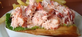 Come try our delicious Lobster Rolls!