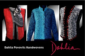 Handwoven clothing and accessories