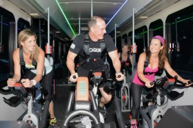 Group Cycling Studio Reinvented!