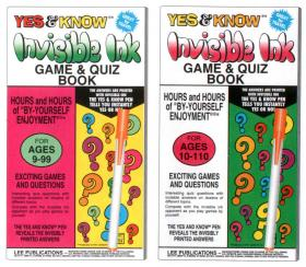 New Yes & Know Books!