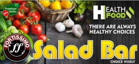 $1 Off New Salad Bar!