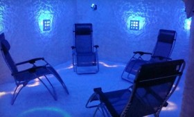New Client Special: The Salt Room!