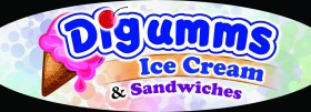 Digumms Ice Cream and Sandwiches