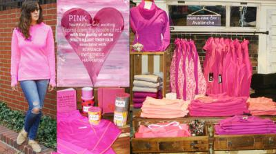 10% OFF anything PINK