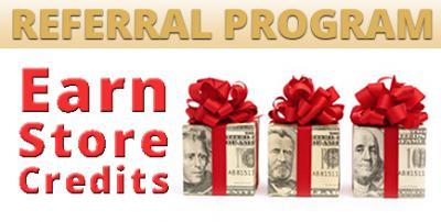 New Referral Program!