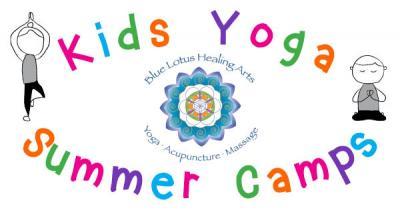 Kids Yoga Camps w/ 50% Off Yoga Class