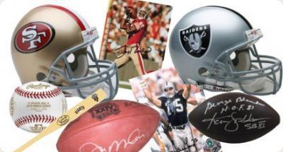 Sports Memorabilia and Apparel