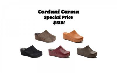 Cordani Carma Clogs on Sale!
