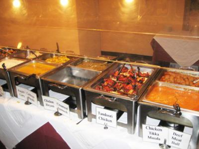 Lunch Buffet Special!