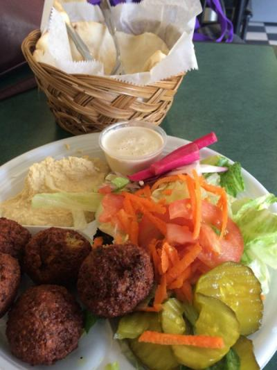 The Best Falafel in New England