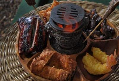 House Pu-Pu Platter For Two
