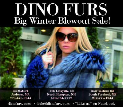 Dino's Big Winter Sale
