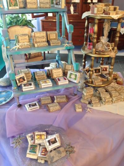 All Natural Hand Crafted Soaps