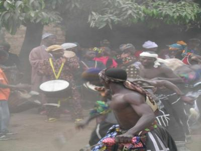 Travel To Africa to Study Drums!