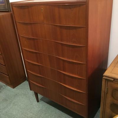 Danish Teak Dresser $100 Off