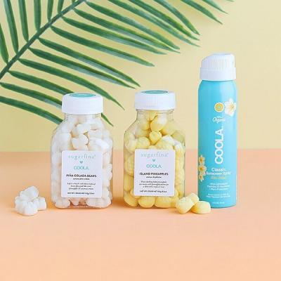 New Coola Gummy Bear set