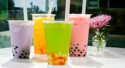 Buy Large Bubble Tea Get Second Free